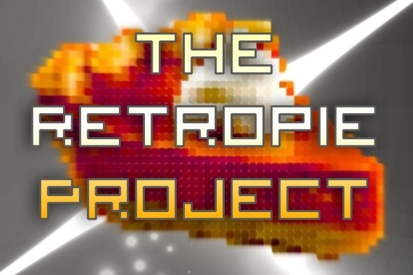 RetroPie Project Logo