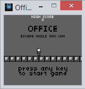 Office Title Screen