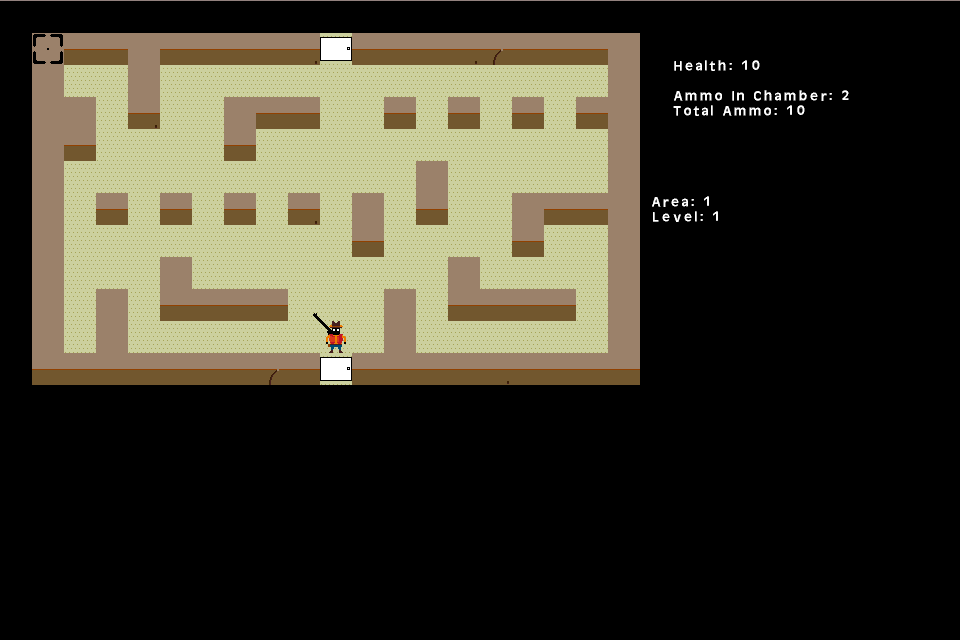 Seven Day Roguelike Screenshot - March 10 2014