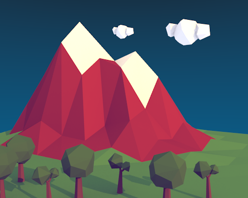 Low Poly Attempt