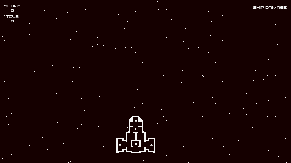 Toys In Space Level
