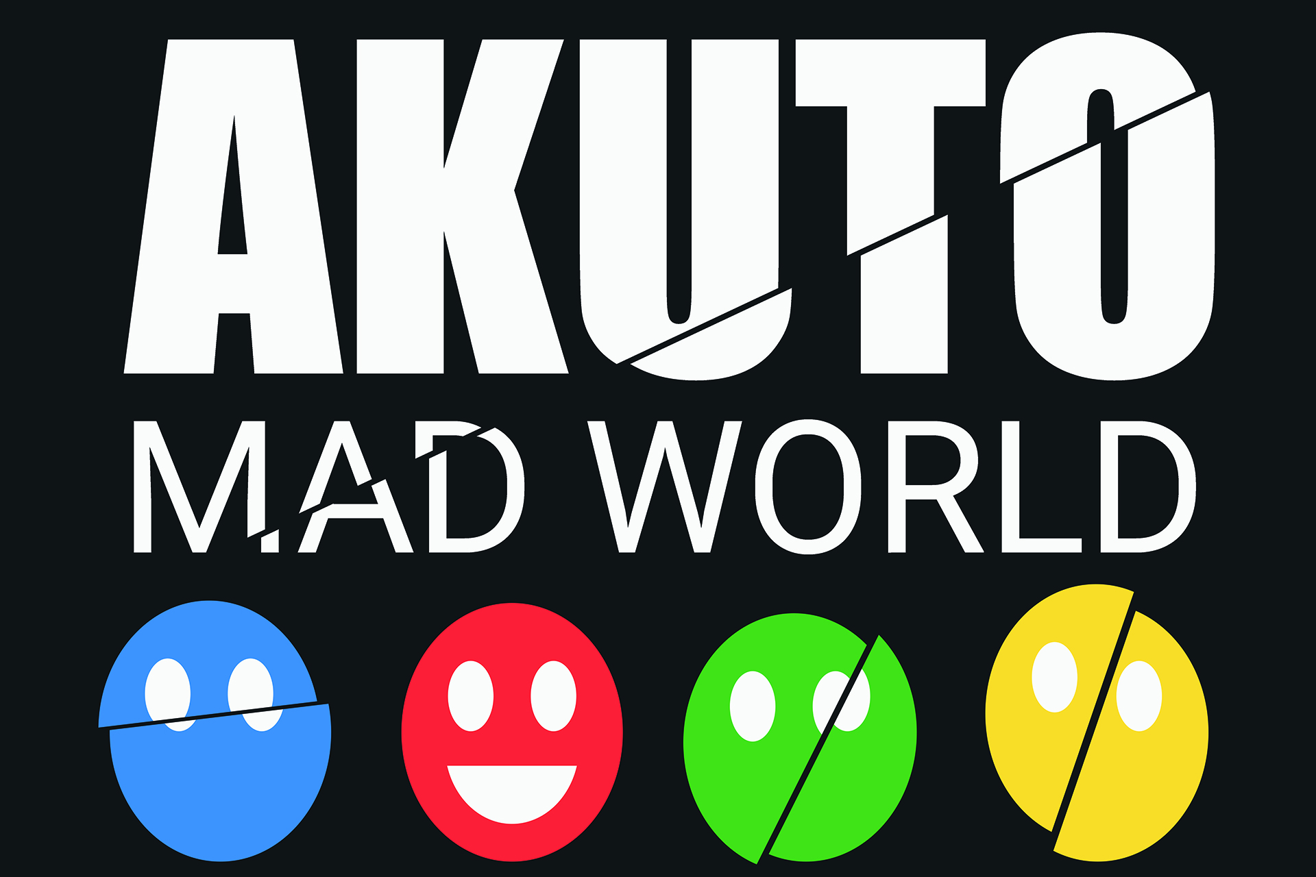 Akuto: Mad World Logo