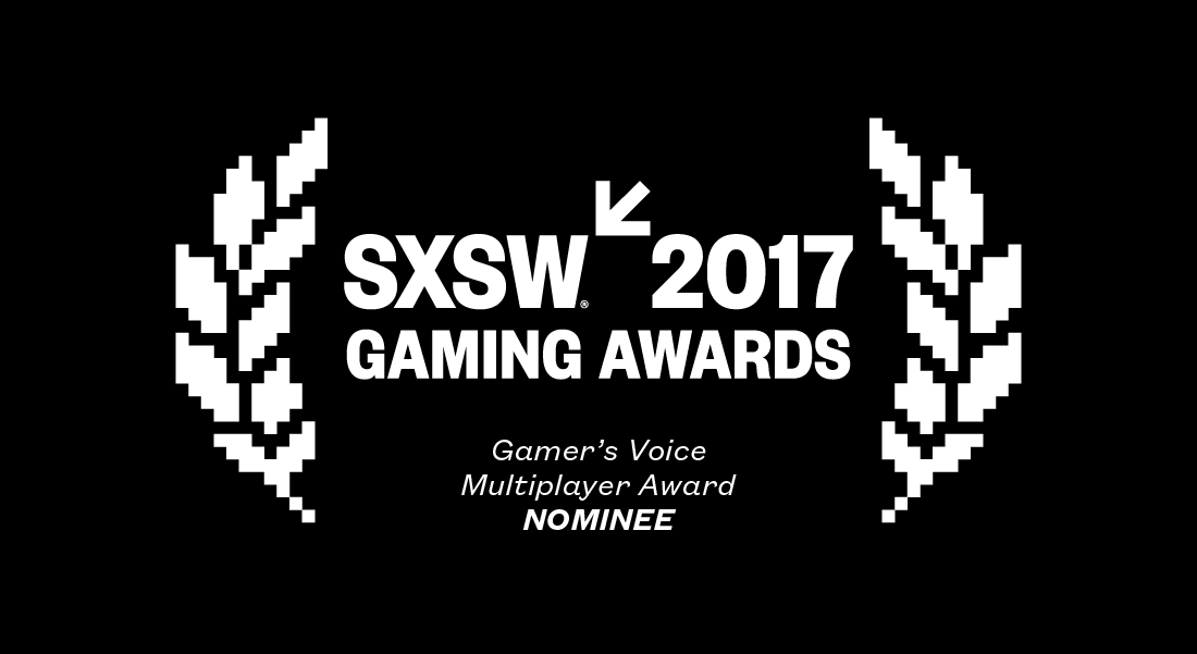 SXSW Gaming Multiplayer Nominee