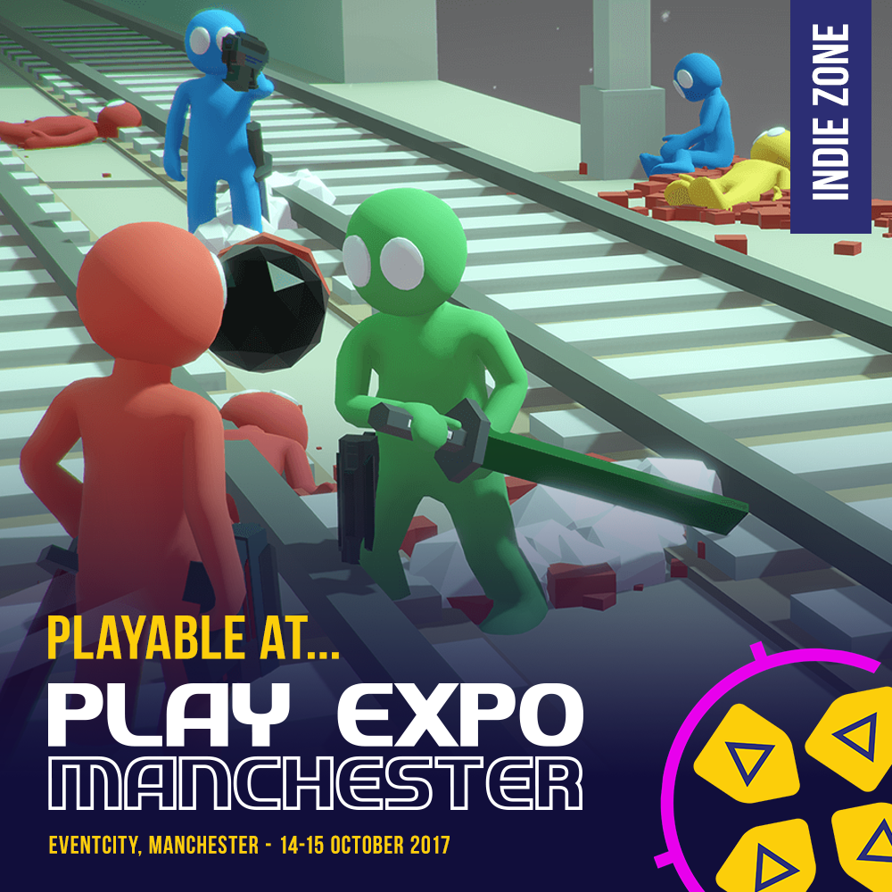 Akuto: Mad World - PLAY Expo Manchester 2017